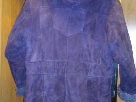 Vaikiškas avikailio paltukas - nuotraukos Nr. 3