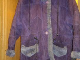 Vaikiškas avikailio paltukas - nuotraukos Nr. 4