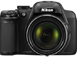 Parduodu fotoaparata Nikon Coolpix P520
