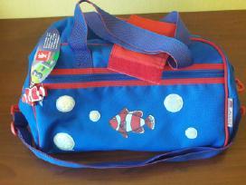 Spalvingas universalus krepšys