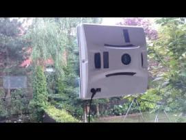 Hobot 268 langu valymo robotas, nuoma