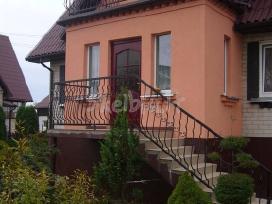 Balkono tvorelės elementas