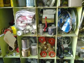 Bankrutavusios įmonės konteineris-seifas.ir kita - nuotraukos Nr. 2