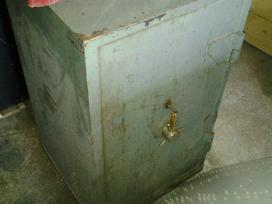 Bankrutavusios įmonės konteineris-seifas.ir kita - nuotraukos Nr. 7