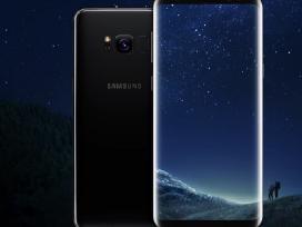 Naujas Samsung Galaxy S8. Garantija