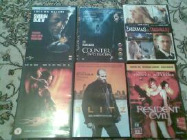 Parduodu arba mainau daugybe originaliu Dvd