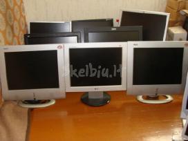 LCD ir crt monitorius, upsus