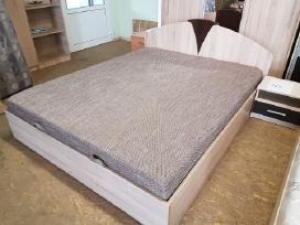 Dvigules lovos, Čiužiniai - nuotraukos Nr. 11