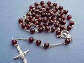 Sidabriniai rožančiai -krikštynom,komunijai - nuotraukos Nr. 4