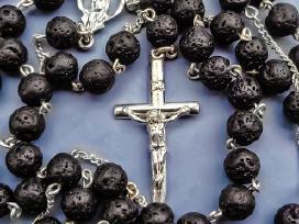 Sidabriniai rožančiai -krikštynom,komunijai - nuotraukos Nr. 5