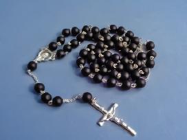 Sidabriniai rožančiai -krikštynom,komunijai - nuotraukos Nr. 8