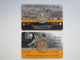 Belgija 2 eurai 2017 m. Korteleje