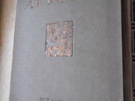 I. Levitanas - Albumas - 1938m. Retas.