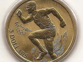 Australija 5 dollars 2000(1997) #356
