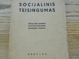 Dr. A. Maceina - Socialinis teisingumas. 1938m.