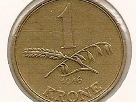 Danija krone 1946 #835