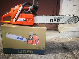 Benzininis pjūklas Lider Pro Xp 365 3,4kw