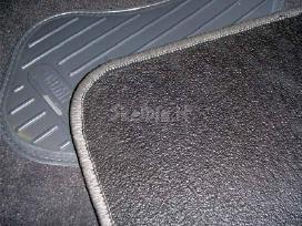 Modeliniai grindų kilimėliai sunkvežimiams