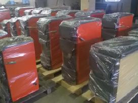 Grūdinių atliekų katilai Agro Uni 15,20,30 ir 40kw - nuotraukos Nr. 7