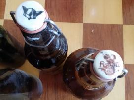 Buteliai, stiklainiai,sulciu tara,stiklines