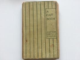 """""""A cat book"""" knygelė vaikams"""