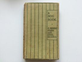 """A dog book"" knygelė vaikams"