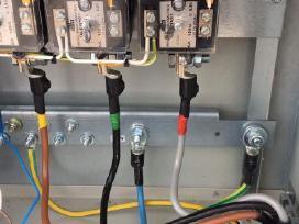 Elektros instaliacijos darbai (Vidaus ir lauko)