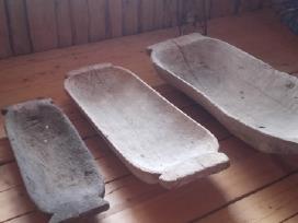 Liaudiski mediniai senoviniai daiktai
