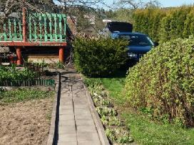 Parduodu sodą su nameliu