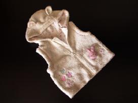 Balta liemenė džemperis Bambini 74 dydis