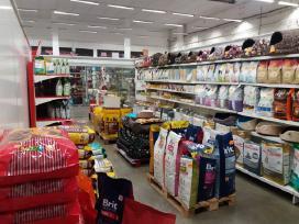 Maistas šunims ir katėms į namus (prekės gyvūnams)