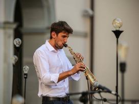Saksofonistas Vilius