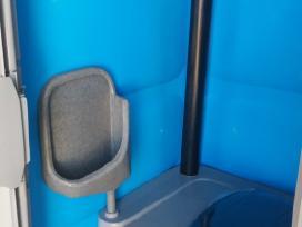 Biotualetas, Plastikinis lauko tualetas. Gamyba