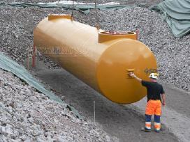 Metalinės talpos, Cisternos Kurui, Trąšoms bei kt.