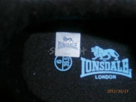 Lonsdale 39,5 išm.nauji odiniai bateliai - nuotraukos Nr. 8