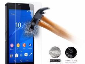 Stiklinės plėvelės Sony Z1 telefonui