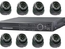 Vaizdo stebėjimo kameros pigiau. Full HD sistema - nuotraukos Nr. 7