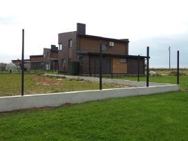 Tvoros pamatai, tvorų stulpų betonavimas - nuotraukos Nr. 4