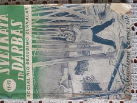 Žurnalas Sveikata ir darbas, Nr. 11,12, 1939 m.