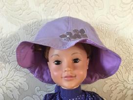 Vasarinės kepurės mergaitėms 2-5 metų