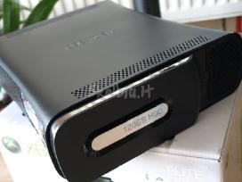 12mėn garantija xbox 360 elite 120gb jasper lt+3.0 - nuotraukos Nr. 4