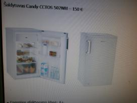 Šaldytuvas Candy Cctos 502wh,cctls542wh,cctos 542