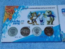 25 rub. 4 vnt Rusija