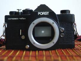 Fotoparatas porst compact-reflex