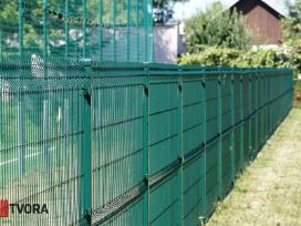 Segmentinės tvoros. Aukšta kokybė, gera kaina - nuotraukos Nr. 2
