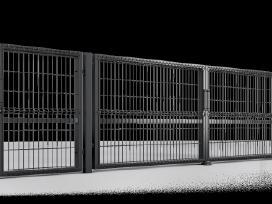 Segmentinės tvoros. Aukšta kokybė, gera kaina - nuotraukos Nr. 7