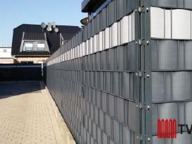 Segmentinės tvoros. Aukšta kokybė, gera kaina - nuotraukos Nr. 8