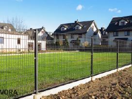 Segmentinės tvoros. Aukšta kokybė, gera kaina - nuotraukos Nr. 5
