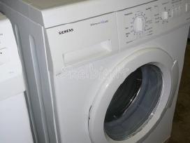 Siaura siemens skalbimo masina
