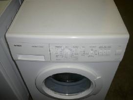 Siaura siemens skalbimo masina - nuotraukos Nr. 3
